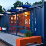 Shipping Container Guest House
