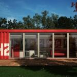 Shipping Container Home Designs Prefab