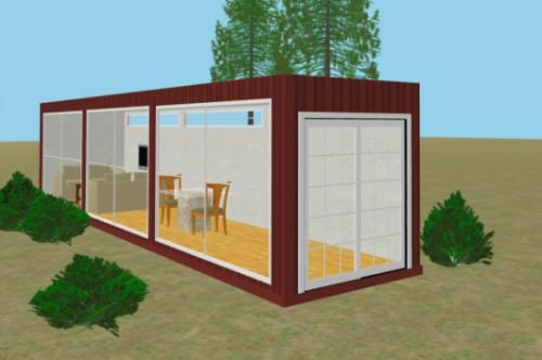 Shipping Container Home House Designs