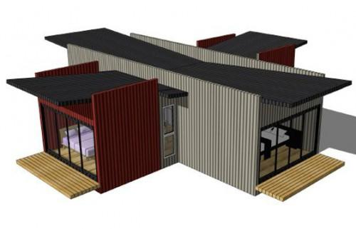 Shipping Container Homes Sale Cube Modular