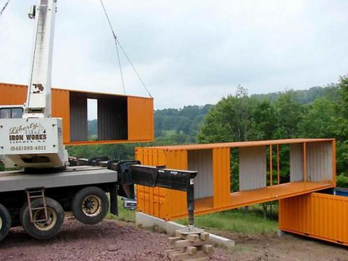 Shipping Container House Plans Houses Cargo
