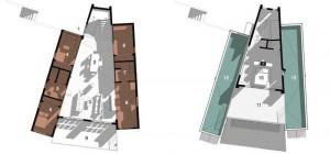 Shipping Container House Studio Floor Plan