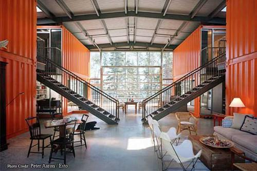 Shipping Containers Homes