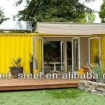 Shipping Containers Underground Container Houses Prefabricated
