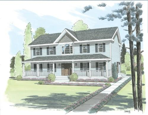 Simplex Modular Homes Fitchburg Two Story