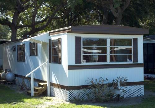 Since Then Have Gotten Mobile Homes Here Few