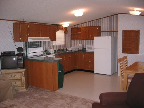Single Wide Mobile Home Kitchens