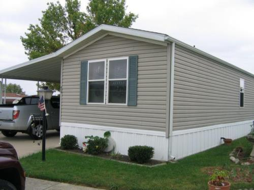 Single Wide Mobile Homes Design