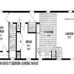 Single Wide Modular Homes Mobile Home Plans