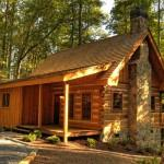 Sisson Company Cozy Log Home