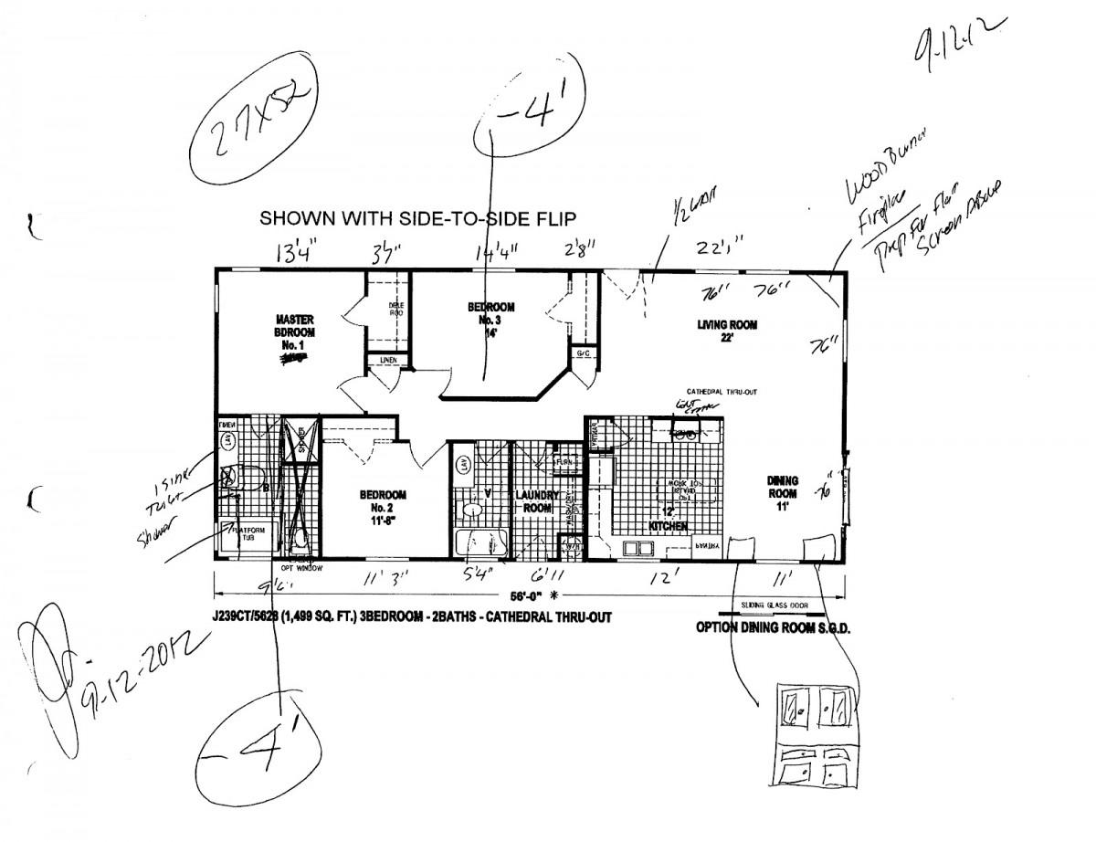 Skyline Manufactured Homes Floor Plans