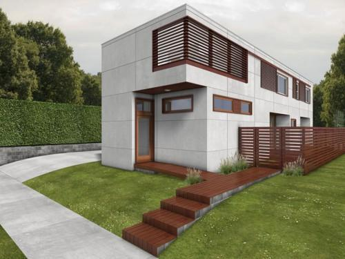 Small Eco House Plans Green Home Designs