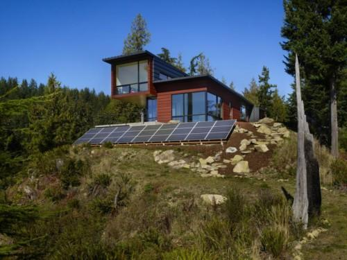 Small Eco House Plans Nice Simple Friendly Home Design