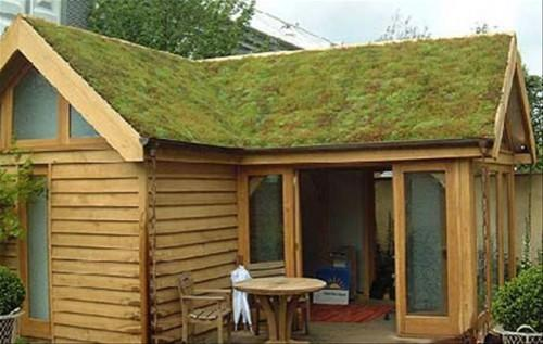 Small Green Home