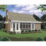 Small Modular Cabins Cottages Pinterest Pin