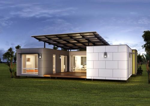 Small Modular Homes Prefabricated California Manufactured