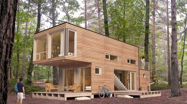 Small Scale Homes