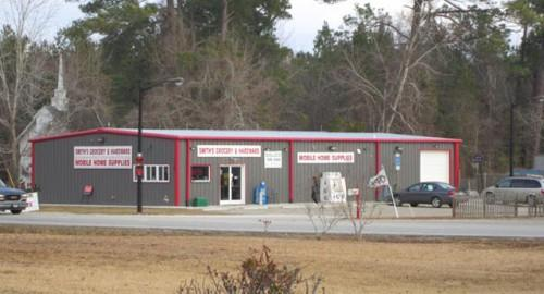 Smith Mobile Home Supplies Located Acre Commercial