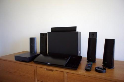 Sony Bdv Blu Ray Home Theatre System Tech Test Lab Review
