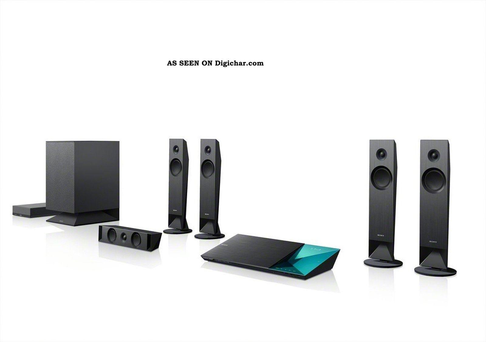 Sony Bdv Channel Blu Ray Home Theater System