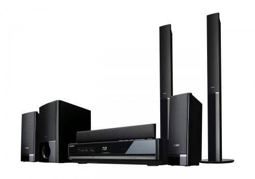 Sony Blu Ray Disc Home Theater System Model Bdv
