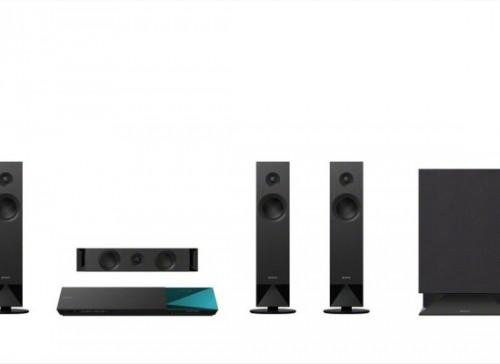Sony Blu Ray Disc Home Theater System