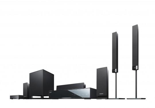 Sony Home Theater Blu Ray