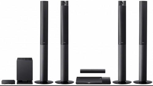 Sony Launches Bdv Blu Ray Home Theater System