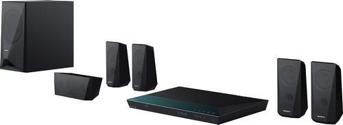 Sony Smart Blu Ray Home Theater System Black