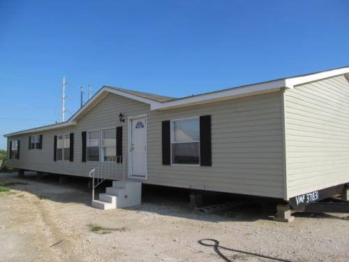 Southern Energy Used Double Wide Mobile Home Sale Seguin