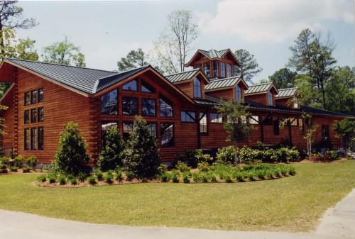 Southland Log Homes Headquarters South Carolina