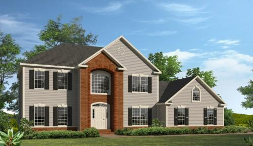 Springfield Story Style Modular Homes