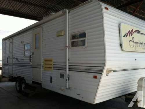 Sprinter Travel Trailer Paso Sale Texas