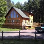 Square Timber Log Homes Cottages Black Bay Renovations