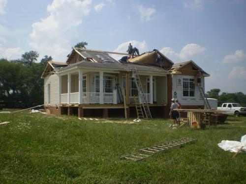 Sring Grove Virginia Buckeye Modular Home Building