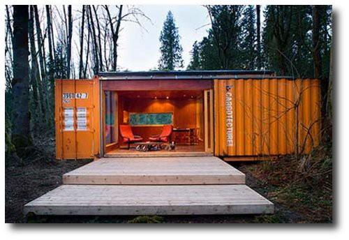 Steel Shipping Container Homes Luxury