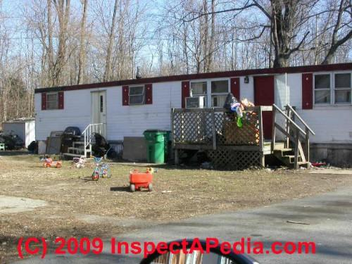 Steps Rails Mobile Homes Trailers Doublewides