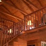 Stonemill Log Timber Homes Wind Ridge