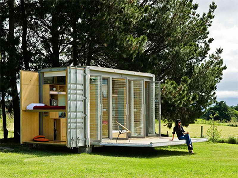 Storage Container Homes Ideas