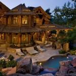 Strawberry Park Lodge Beaver Creek Colorado Style Estate