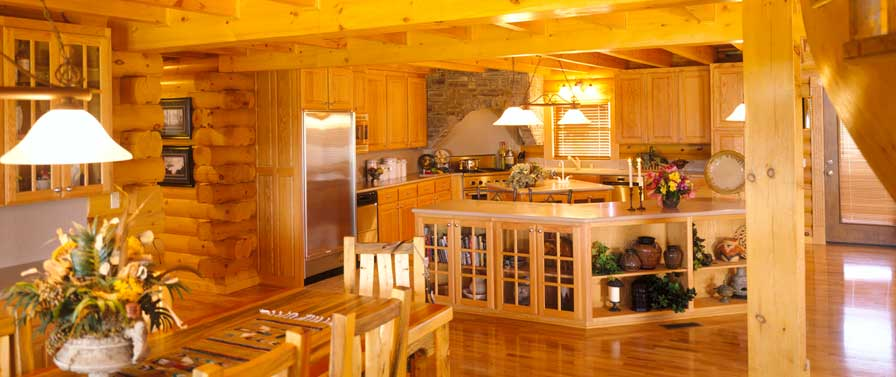 Strongwood Log Home Company Designs Distributes Manufactures