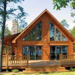 Strongwood Log Home Company Tomahawk Plan
