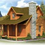 Strongwood Log Homes Few Different Smaller Square Foot Plans