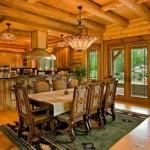 Strongwood Log Homes Houses