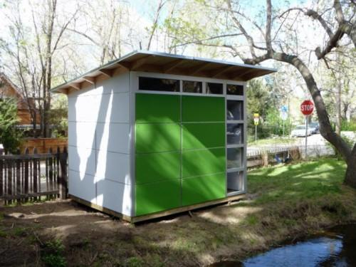 Studio Shed Startup Builds Eco Friendly Prefabricated Sheds