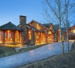 Log Homes For Sale In Wyoming