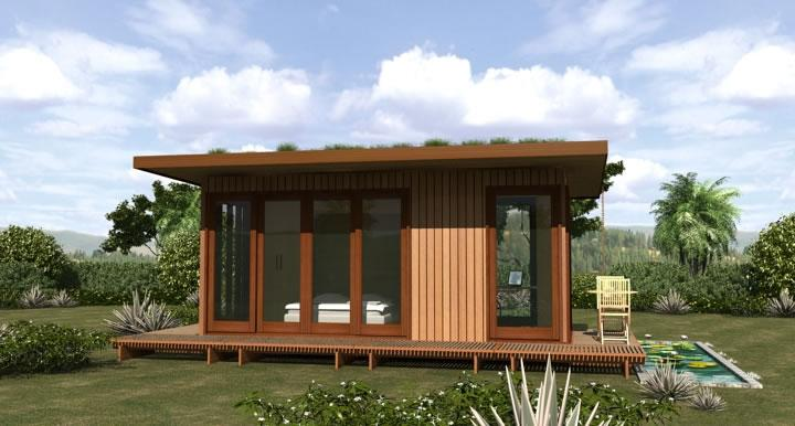 Summerwood Modular Kit House