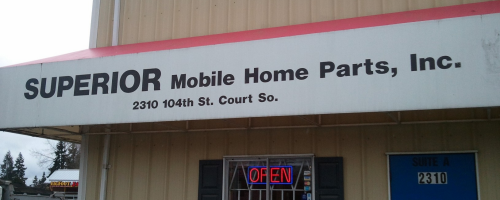 Superior Mobile Home Parts Has Been Dedicated Providing Best