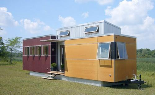 Sustain Design Studio Elevate Mobile Home New Level