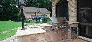 Sweetwater Prefab Outdoor Kitchen